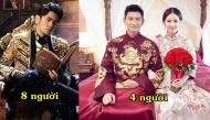 """Chuyện tình mỹ nam Hoa ngữ: Người thay """"bồ"""" như thay áo, người mười năm chung thủy một mối tình"""