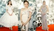Thời trang sao Việt tuần qua: Người xuất hiện như công chúa, người gợi cảm quá đà