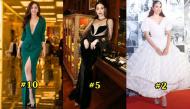 """Trong suốt 1 năm qua ai mới là người xứng danh """"nữ hoàng thảm đỏ"""" của showbiz Việt"""
