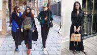 Thời trang sao Việt tuần qua: Người xuất ngoại khoe hàng hiệu, người mặc quần nhăm nhúm khó coi