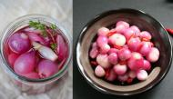 Cách làm hành muối chua ngọt để cả năm vẫn giòn, không nổi váng