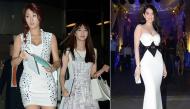 """Những lần sao Hàn và sao Việt nhận """"gạch đá"""" khi mặc """"lố"""" tới dự tiệc cưới"""