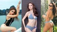 """Đọ thân hình """"nóng bỏng mắt"""" của 3 mĩ nhân được đánh giá cao tại Hoa hậu chuyển giới"""