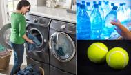 2 thứ bình thường nhưng khi cho vào máy giặt bạn sẽ thấy điều kì diệu
