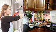 Cách dọn dẹp nhà bếp để cúng ông Công ông Táo đem lại may mắn cả năm