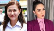 Sợ rằng bạn nhìn đến mỏi mắt cũng khó nhận ra đây là mỹ nhân nào của showbiz Việt