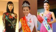 """Ít ai biết trong showbiz Việt còn vô vàn mỹ nhân đã từng """"chinh chiến"""" tại cuộc thi hoa hậu"""