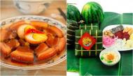Cân đong đo đếm lượng calo trong những món ăn truyền thống ngày Tết khiến bạn tăng cân vù vù
