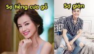 """Hé lộ 7 nỗi sợ """"khủng khiếp"""" của sao Việt"""