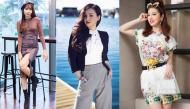 Những mỹ nhân 'gái hai con' có phong cách thời trang sành điệu bậc nhất Showbiz Việt