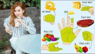 Nguyên tắc đo khẩu phần theo lòng bàn tay giúp bạn yên tâm ăn mà không tăng cân