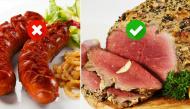 """Những thực phẩm """"tiện"""" nhưng không """"lợi"""" nên hạn chế dùng để bảo vệ sức khỏe"""