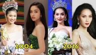 So kè nhan sắc của dàn người đẹp đã từng đăng quang Hoa hậu Chuyển giới Quốc tế ai hơn ai?