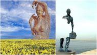Những tác phẩm điêu khắc kỳ lạ khiến bạn không tin nổi vào mắt mình