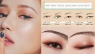 """6 nguyên tắc nhất định nàng phải biết để biến hóa đôi mắt trở nên """"hoàn hảo"""" hơn"""