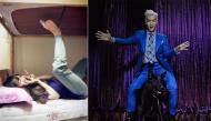 """Muôn kiểu tài lẻ từ kì quặc đến kinh dị của idol Kpop khiến fan """"đứng hình"""""""