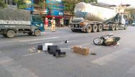 """Những kĩ năng lái xe an toàn khi """"chạm mặt"""" với xe container, xe tải"""