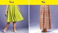 Bắt lỗi chọn trang phục khiến bạn tự cộng thêm tuổi trong mắt người khác