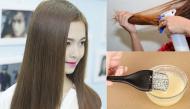 Những cách đơn giản giúp bạn có mái tóc thẳng mượt tự nhiên không cần duỗi ép