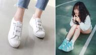 3 kiểu giày sneaker đáng sắm dù người kén cỡ nào đi vào cũng đẹp!