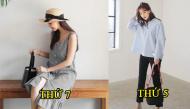 """Mặc đẹp cả tuần: 7 set đồ trẻ trung, năng động giúp nàng hạn chế tình trạng """"không biết mặc gì"""""""