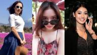 """Cận cảnh nhan sắc """"mỹ nhân"""" của chị em gái Hoa hậu Việt, đẹp không tì vết"""