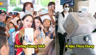 """Về nước sau các cuộc thi Hoa hậu Việt: Người được săn đón nhiệt tình, người bị hững hờ """"lạnh nhạt"""""""