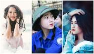 Xuýt xoa trước vẻ đẹp trẻ trung, rực rỡ của dàn nữ sinh thi Hoa khôi Học viện Ngoại giao