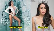 Lộ diện nhan sắc những đối thủ của H'Hen Niê tại Hoa hậu Hoàn vũ Quốc tế 2018