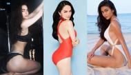Sau Angela Phương Trinh là hàng loạt mỹ nhân Việt khác đua nhau đăng ảnh khoe vòng 3 nóng bỏng