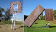 Những bức điêu khắc lạ lùng khiến bạn phải dụi mắt xem đi xem lại nhiều lần
