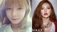"""Những idol Hàn """"biến hình"""" ngoạn mục nhờ trang điểm"""