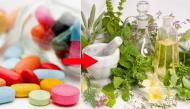Những loại thảo dược có thể dùng thay thế thuốc có tác dụng phụ mà bạn cần phải biết
