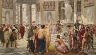 """Những quan niệm về chuyện """"phòng the"""" của người cổ đại khiến giới trẻ ngày nay phải """"hết hồn"""""""
