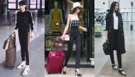"""Gu thời trang sân bay """"không lẫn vào đâu được"""" của mĩ nhân Việt: Đơn giản nhưng vẫn """"chất"""""""