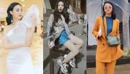 Thời trang sao Việt tuần qua: Người đẹp kiêu sa đài các, người khoe hàng hiệu trăm triệu ở Paris