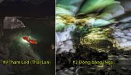 Top 15 hang động ảo diệu nhất thế giới, Việt Nam đứng thứ hạng rất bất ngờ