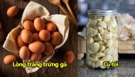 Các bạn gái có biết những thứ quen thuộc quanh ta cũng có công dụng trị mụn trứng cá?