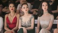 """Người đẹp Việt nào """"thần thái"""" nhất khi đứng cùng đồng nghiệp trong cùng khung hình?"""