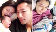 """Hành trình sinh con gian nan, """"đầy nước mắt"""" của các sao Hoa ngữ U40"""