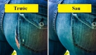 Cách bảo quản quần jeans để không bạc màu lại vừa vặn và tôn dáng
