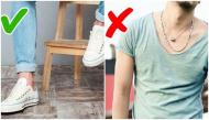 Phát ngán trước 11 lỗi trang phục cơ bản mà đàn ông thường mắc phải