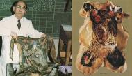 """Bộ sưu tập da người của vị tiến sĩ kỳ lạ: Tài trợ xăm miễn phí, khi chết chỉ muốn """"lấy lại"""" bộ da"""
