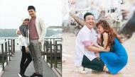 """Cái kết viên mãn của những cuộc tình """"chị-em"""" trong showbiz Việt"""