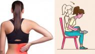 5 phút với động tác đơn giản này sẽ giúp giảm đau lưng dưới tức thì, ai cũng tập được