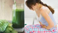 Viêm loét dạ dày lâu năm cũng dứt hẳn chỉ trong vài tuần nhờ uống nước ép loại rau quen thuộc này
