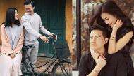"""Điểm mặt loạt mỹ nhân Việt đang sở hữu bạn trai chuẩn """"soái ca"""" lại còn gia thế khủng"""
