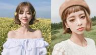 """Muốn """"xinh yêu"""" như những cô gái Hàn, diện ngay mốt tóc chữ C mùa hè này"""