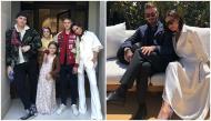 Bẵng đi một thời gian, những nhóc tì siêu quậy nhà Beckham đã phổng phao đến mức nào?
