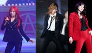 """Khí chất ngời ngời của các nữ thần tượng Kpop khi diện suit khiến fan """"bấn loạn"""""""